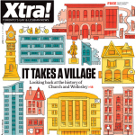 Cover of Xtra! magazine Toronto, April 2013.