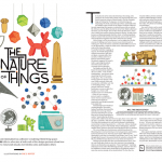 The Nature of Things, Globe Style magazine, Fall 2015.