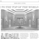 A Tall Order For Elevators; Wall Street Journal, March 2017.